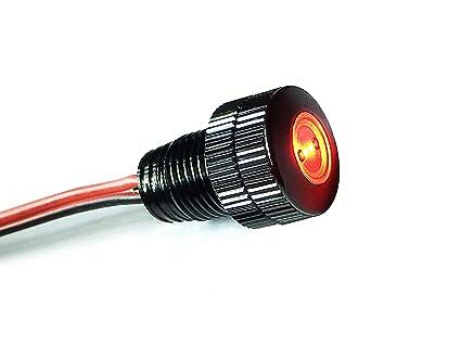 amazon com brightest light bolt flush mount 12v led light for