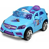 Disney Frozen Mercedes 6-Volt Ride-On, Blue