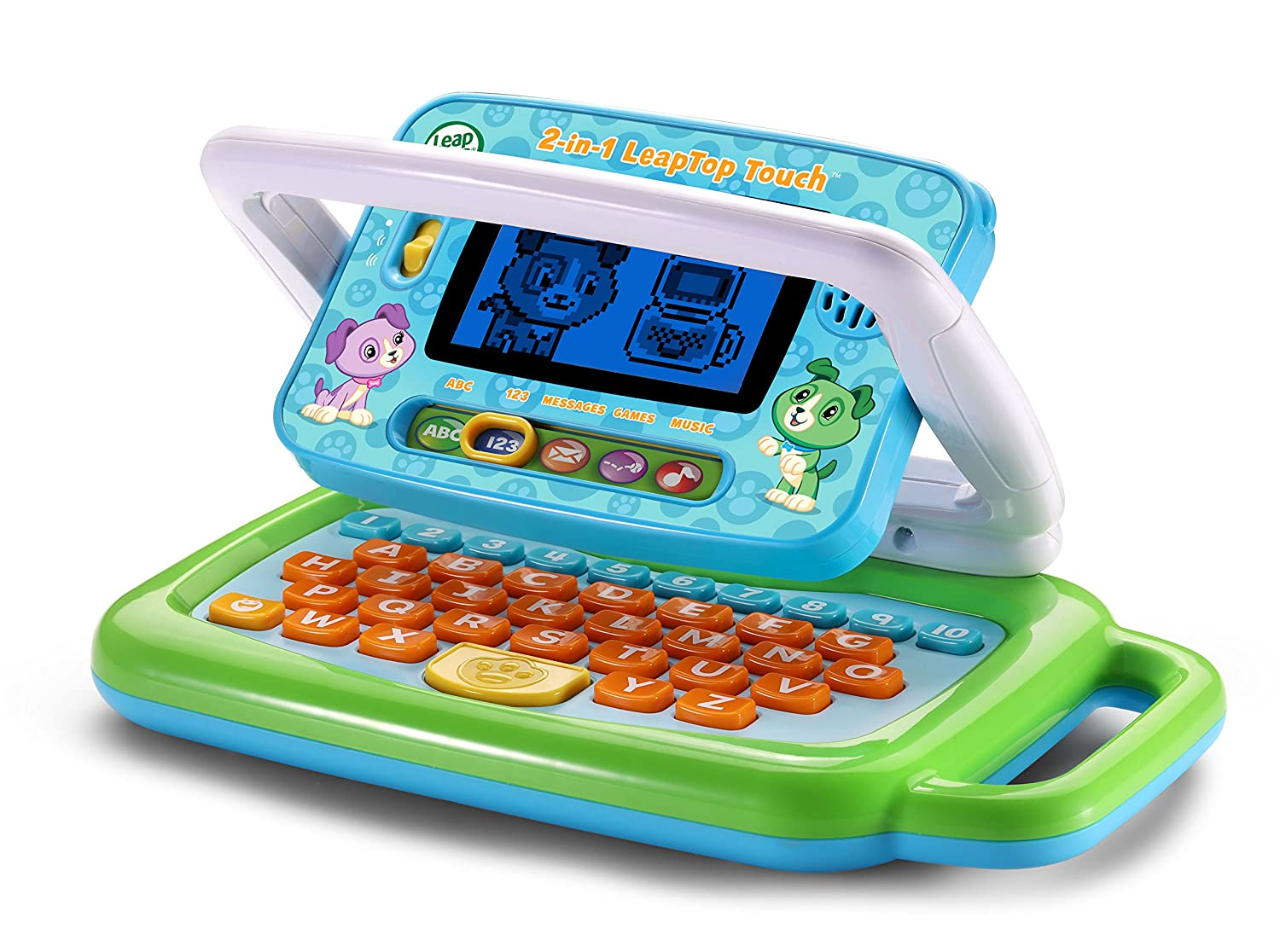 Frustration Free Packaging LeapFrog 2-in-1 LeapTop Touch