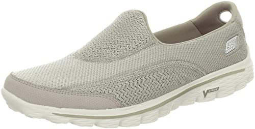 b2c18526293 Skechers Women s Go Walk 2 Trainers  Amazon.co.uk  Shoes   Bags