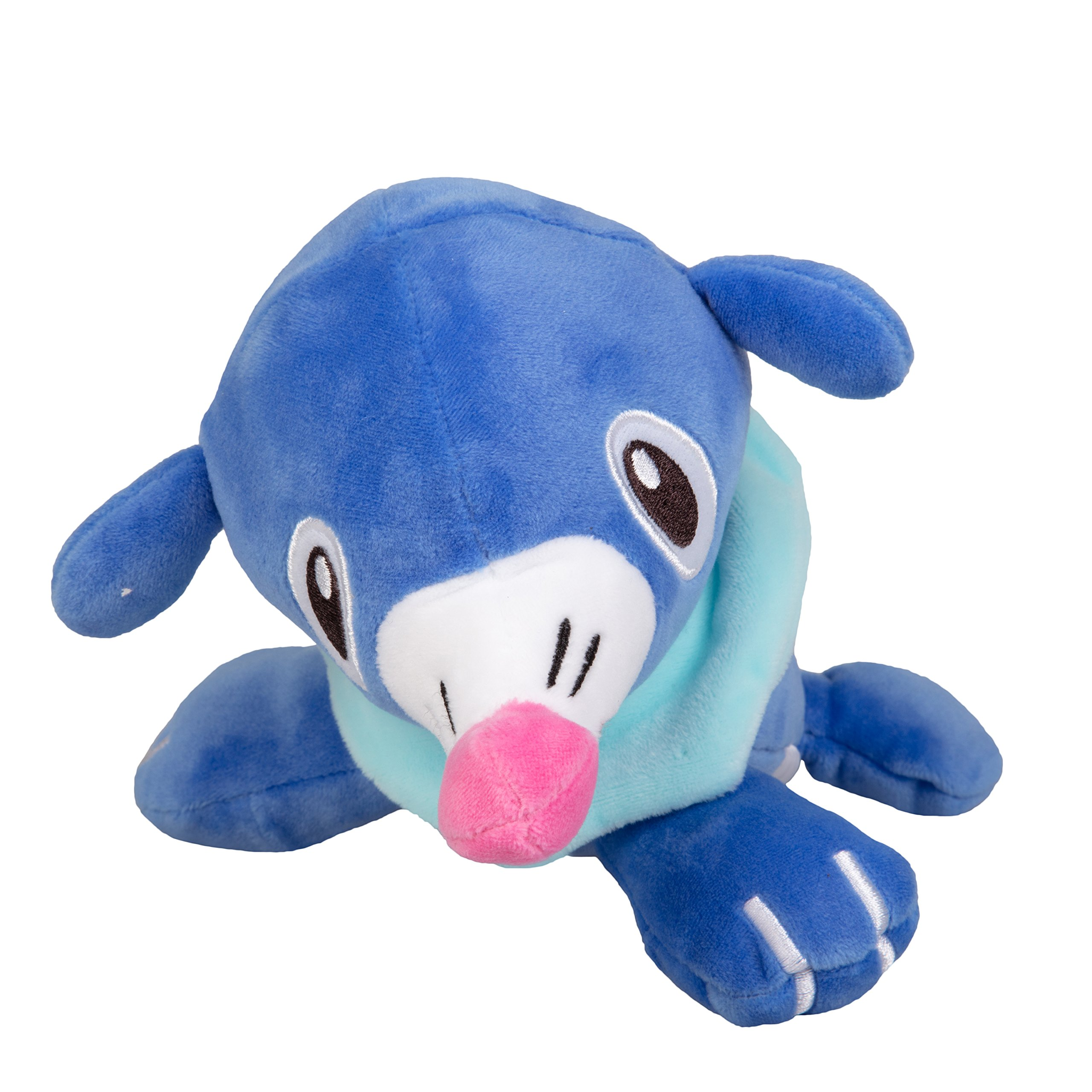 Pokemon Plush, 8'' Inch Plush Popplio by Pokemon