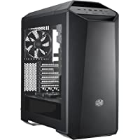 Gabinete Gamer Mid-tower Master Case Maker 5 Lateral Em Acrilico - Mcz-005m-kwn00