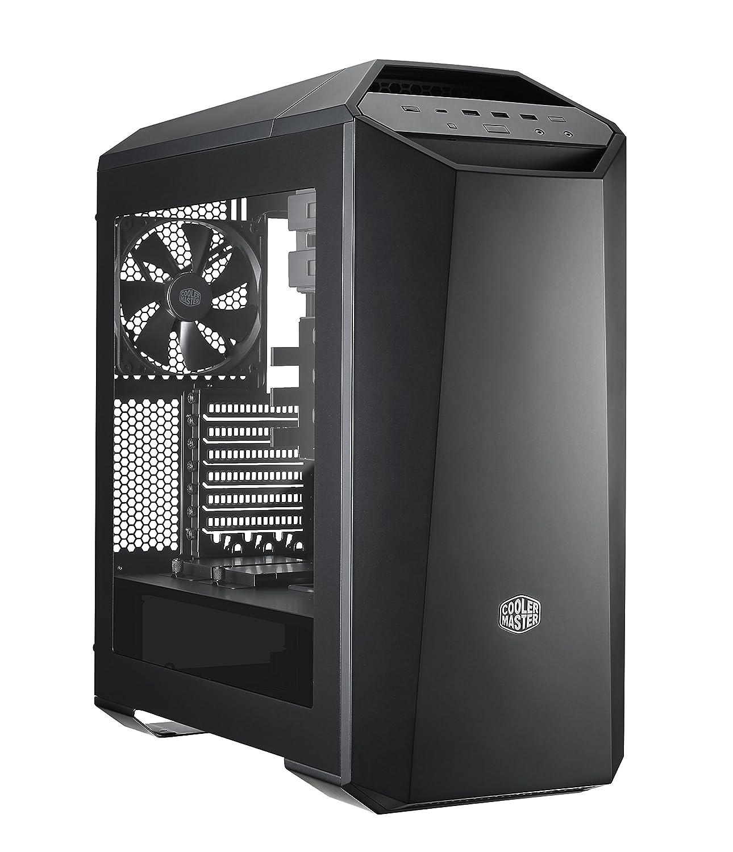 品質満点! CoolerMaster B01CZX6U5I (型番:MCZ-005M-KWN00) ミドルタワーATXケース 5 MasterCase Maker 5 (型番:MCZ-005M-KWN00) B01CZX6U5I, 中津江村:1e8db004 --- martinemoeykens.com