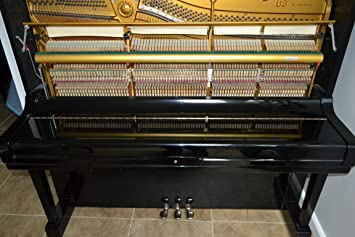 Yamaha Upright Piano – Modelo U3 (Segunda Mano & Reacondicionado)