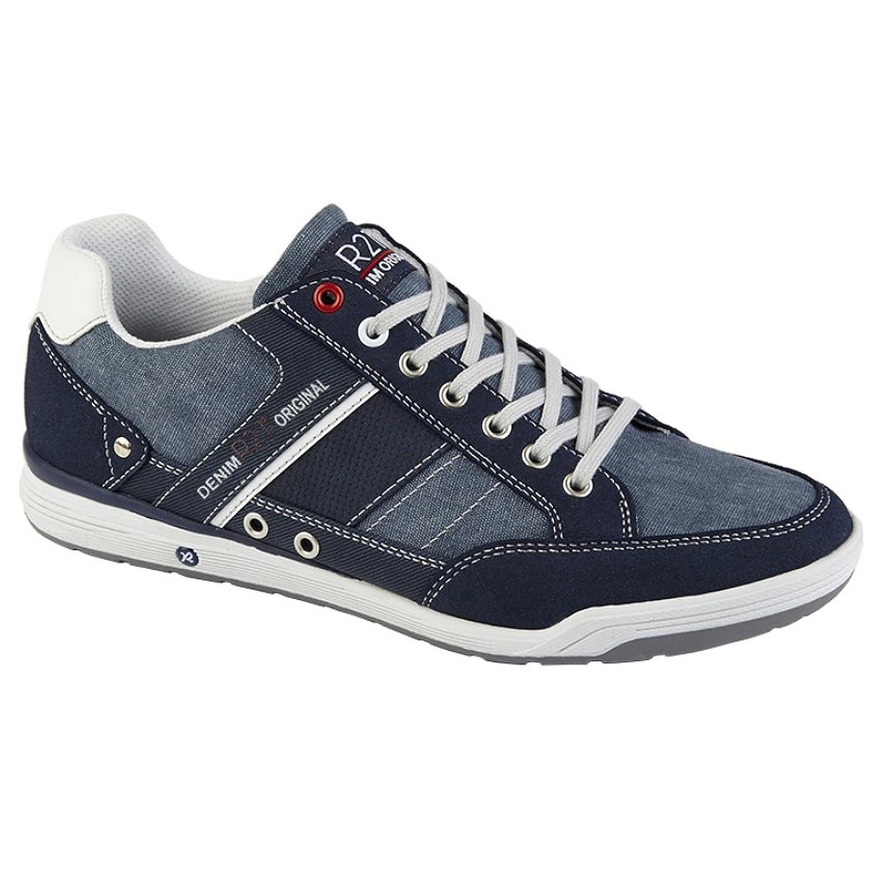 Route 21 - Zapatos de Cordones para Hombre