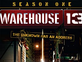 Amazon co uk: Watch Warehouse 13 Season 1 | Prime Video