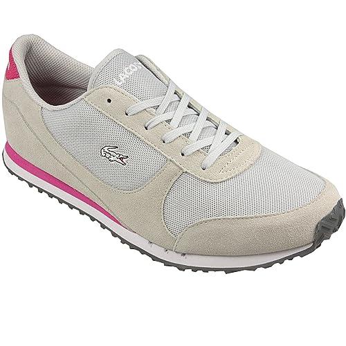 Zapatillas Lacoste Castera WJA para Mujer (Gris)