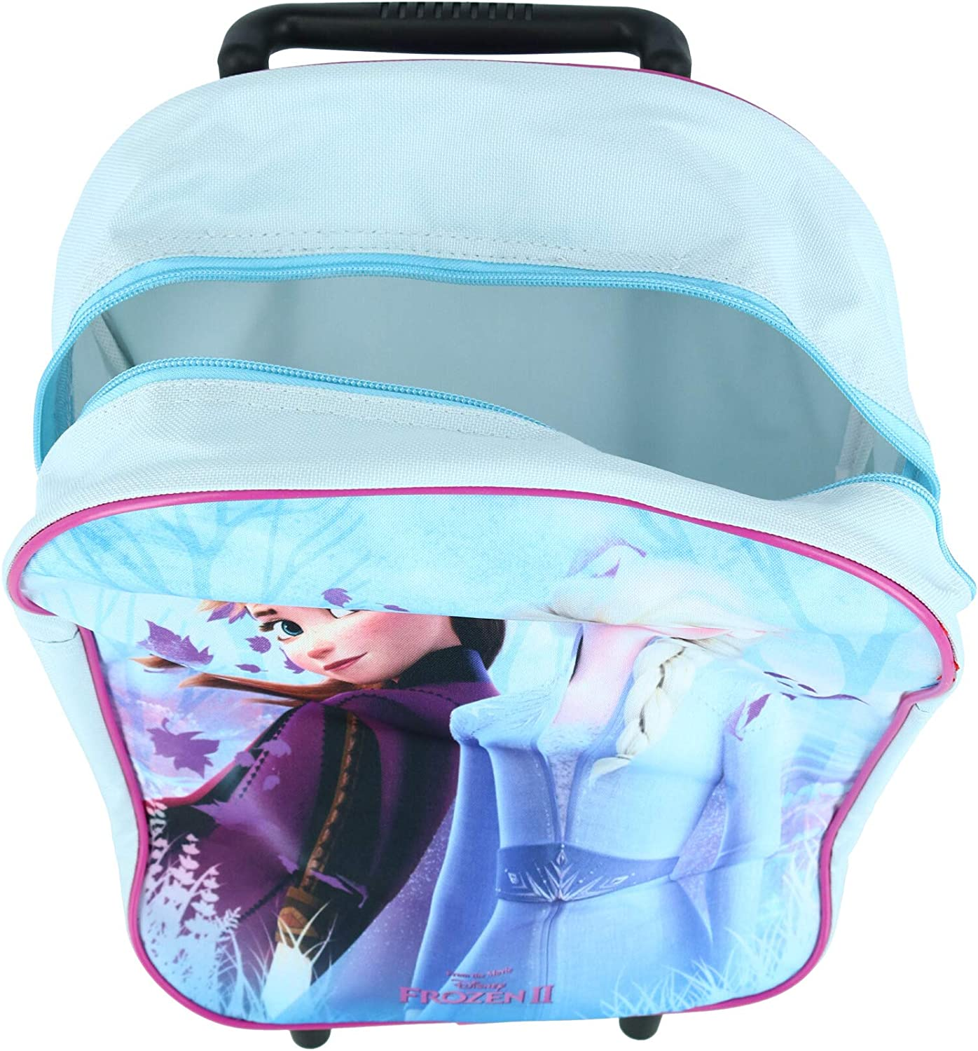 Elsa and Anna Magical Journey Disney Frozen II Trolley for Kids
