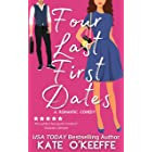 Four Last First Dates: A Sweet Romantic Comedy of Love, Friendship and One Big Cake (Cozy Cottage Café Book 4) (English Editi