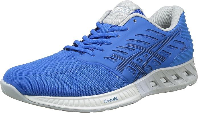 ASICS Fuzex Zapatillas de Running, Hombre: Amazon.es: Zapatos y complementos