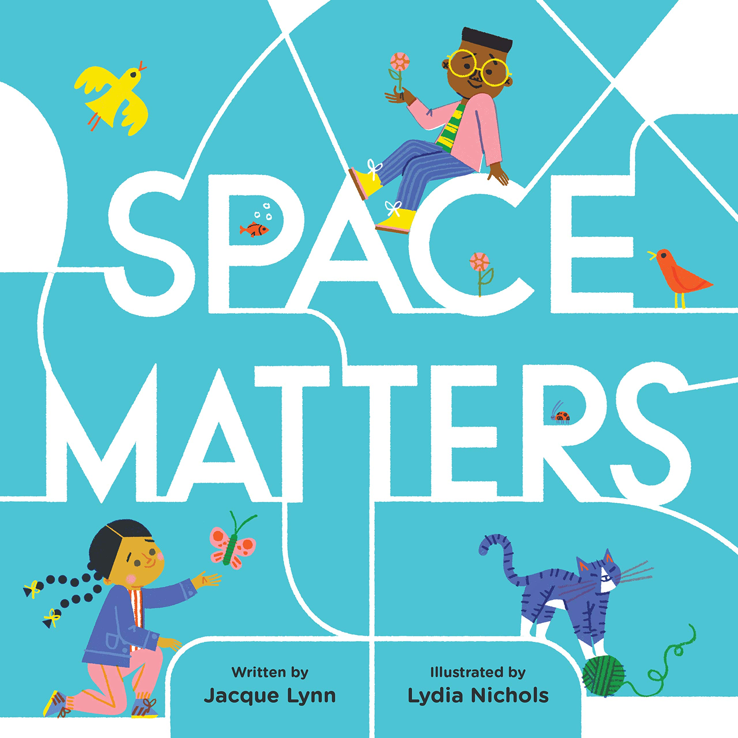 Amazon.com: Space Matters (9781328801470): Lynn, Jacque, Nichols, Lydia:  Books