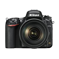 NIKON D750 FX Kit with AF-S FX Zoom-NIKKOR 24-120mm f/4G ED VR Lens