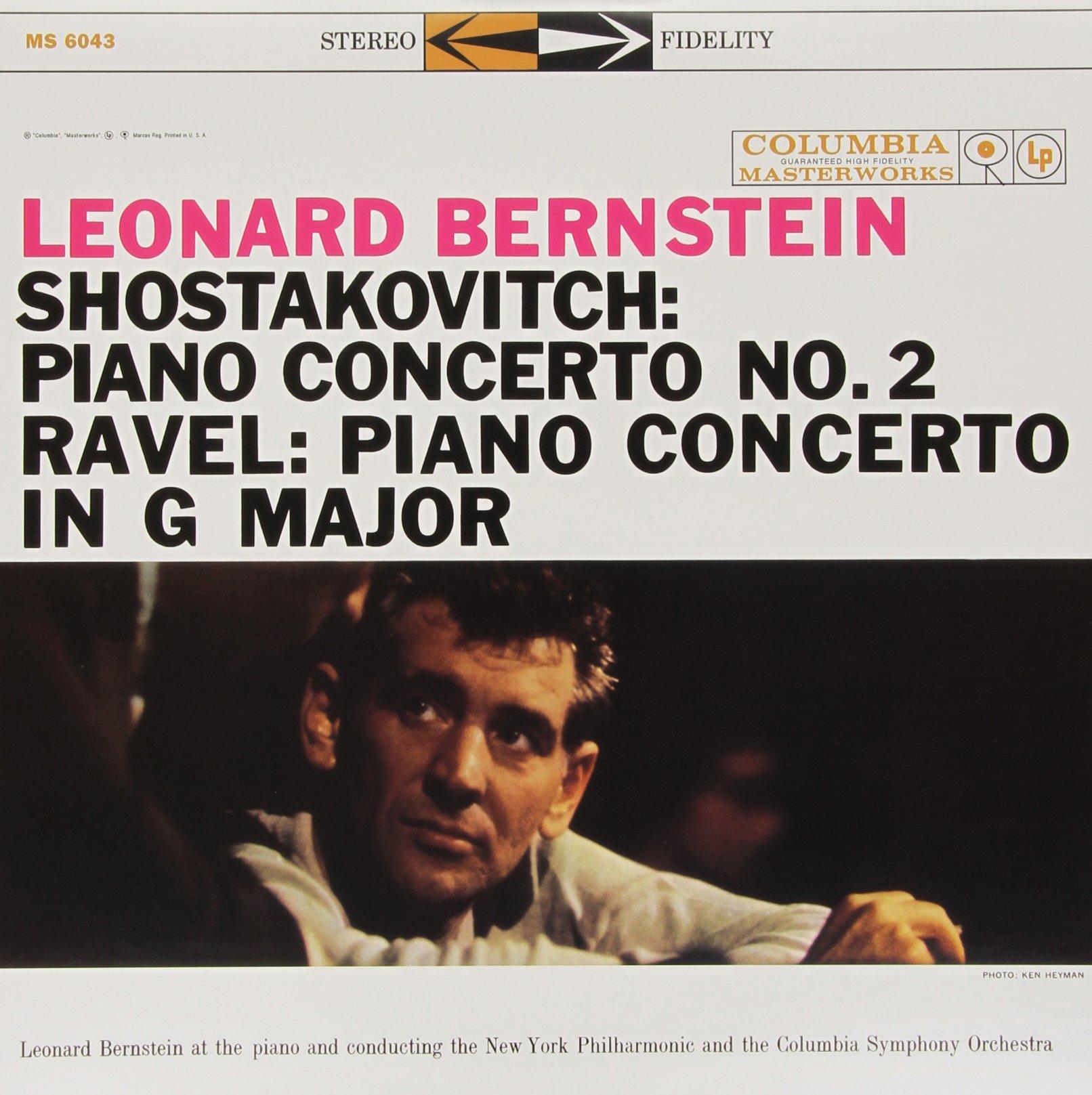 Pianot Concerto 2 / Piano Concerto in G Major (180 Gram Vinyl)