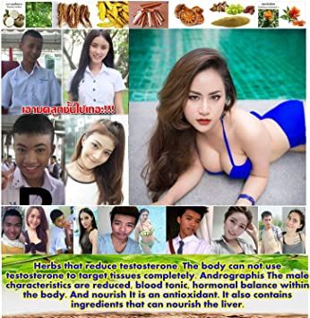 Transsexual herbal hormones