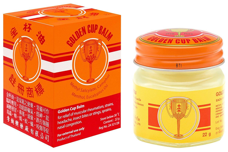Golden Cup Balm 22G.