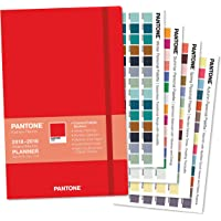 2019 Pantone Planner Weekly Tomato Red