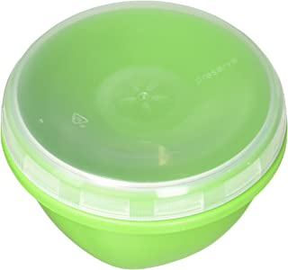 product image for Round Food Storage Container Large, Green 25.50 Ounces