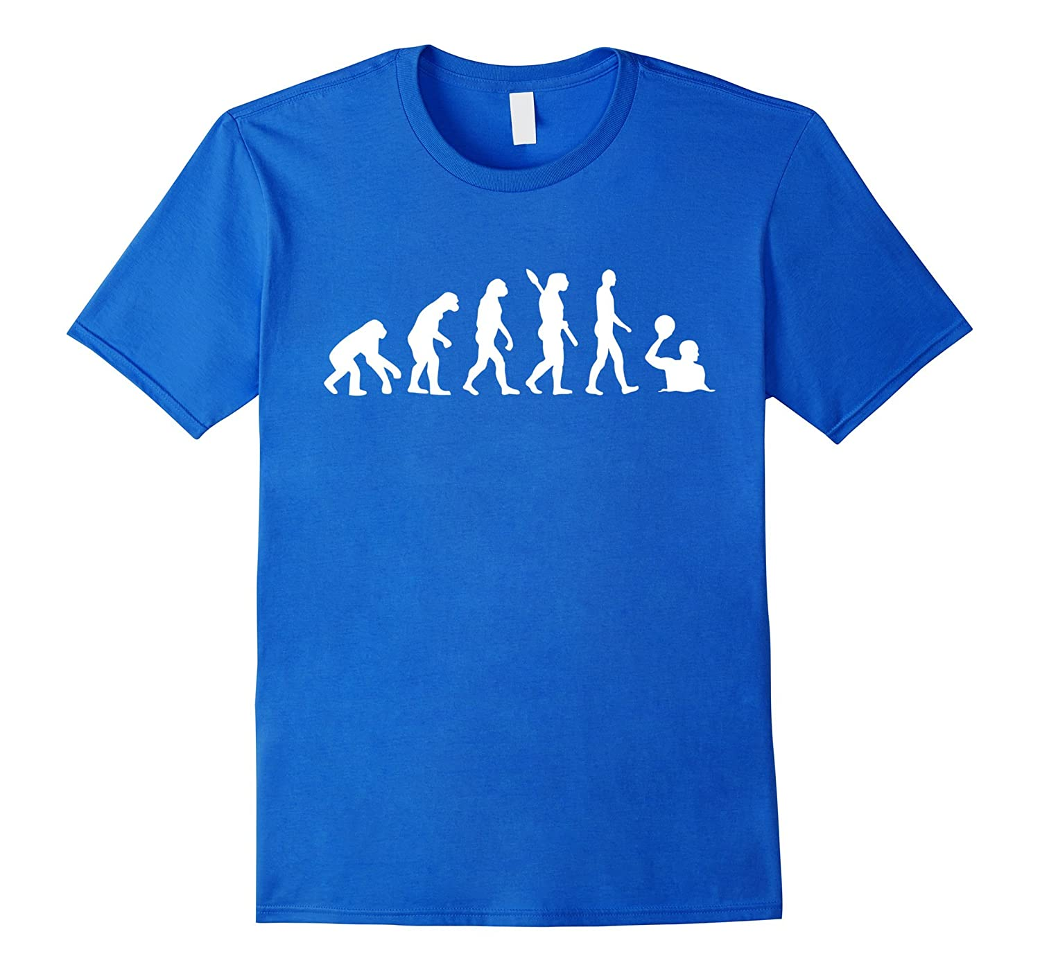 Evolution water polo T Shirt-Teehay
