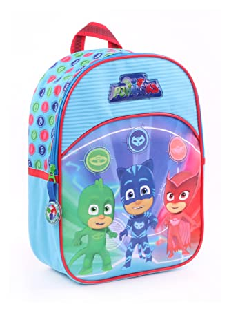 PJ Masks 610-8424 Superheroes Junior - Mochila (33 cm): Amazon.es: Juguetes y juegos