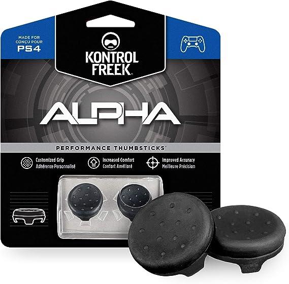 KontrolFreek Alpha PS4 - Protectores para Botones Joystick: Amazon.es: Informática
