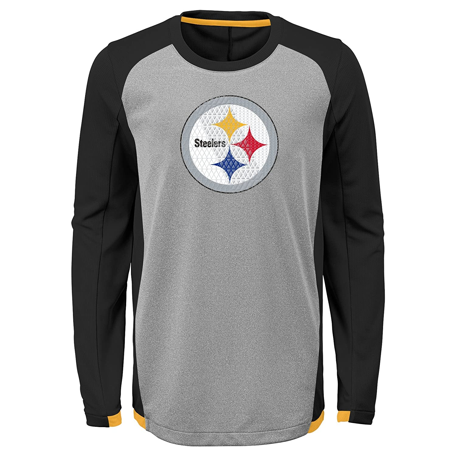 Outerstuff NFL Boys Kids /& Youth Boys mainframe Performance Tee