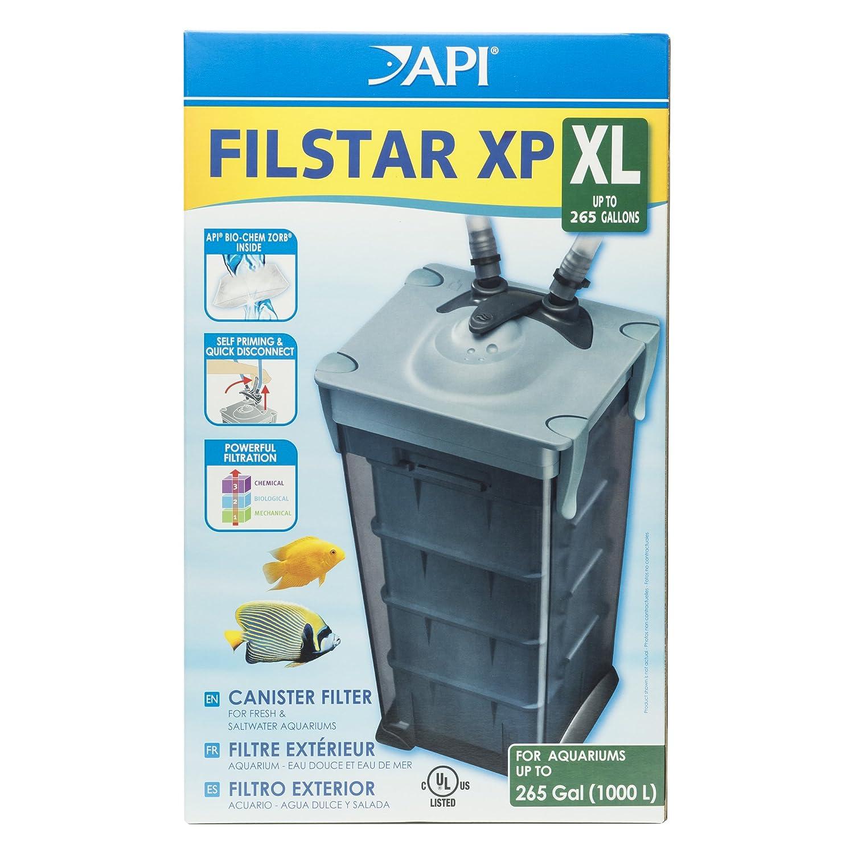 API XP FILSTAR XP FILTER SIZE XL Aquarium Canister Filter 1-Count Box