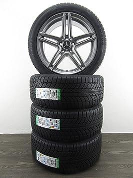 4 ruedas de invierno de 18 pulgadas para Mercedes-Benz Vito Viano W639 RIAL M10 GOODRIDE: Amazon.es: Coche y moto