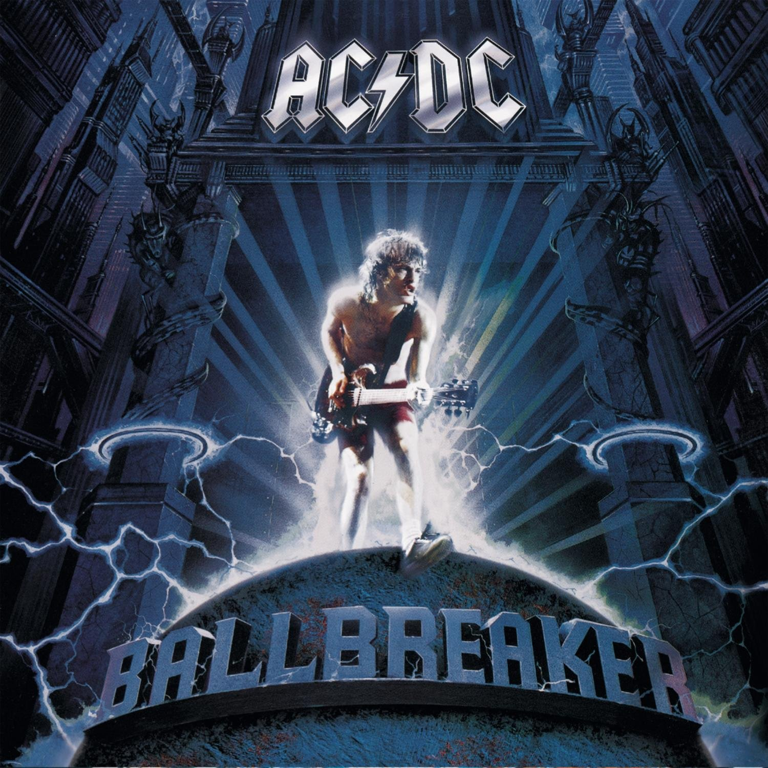 AC/DC - Ballbreaker - Amazon.com Music