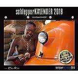 schlepperKALENDER 2018, Traktoren & sexy Girls: Werkstattkalender für alle Landmaschinen & Trecker Fans, ein Traum!