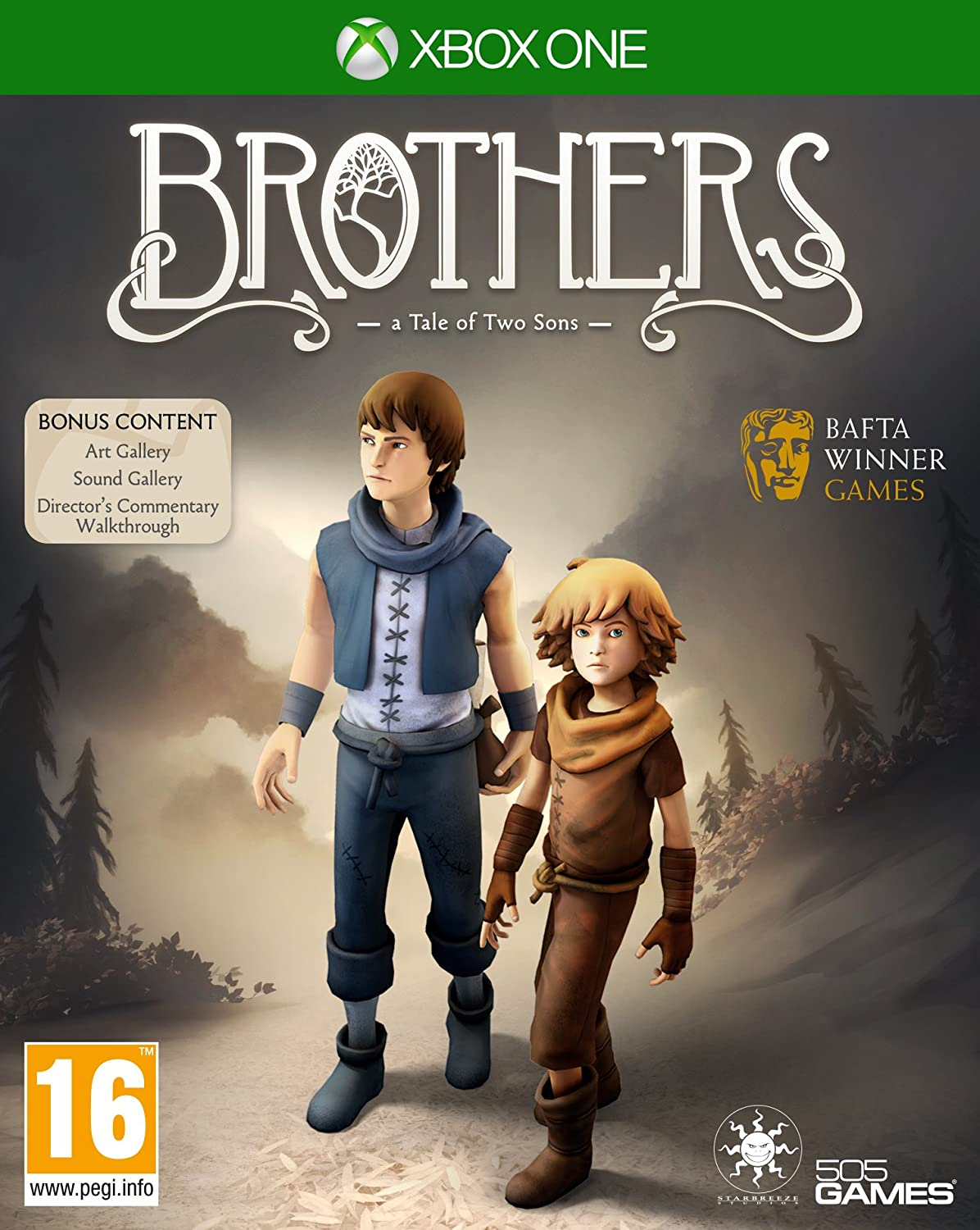 Brothers, A Tale of Two Sons Xbox One: Amazon.de: Elektronik