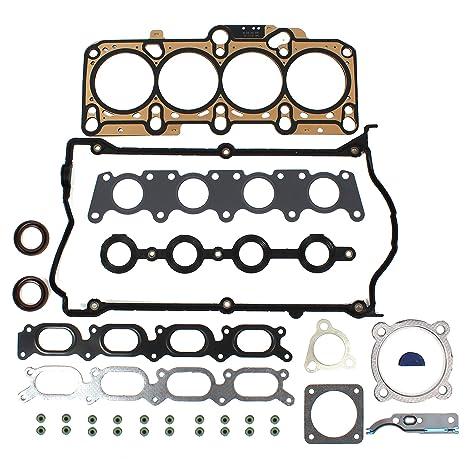 Nueva eh1652 X 1 MLS Cilindro Cabeza Juego de juntas para Audi y Volkswagen, 1.8T Turbo ...