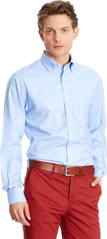 Pedro del Hierro Camisa Hombre Azul 3XL: Amazon.es: Ropa y accesorios