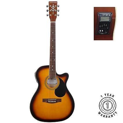 Stretton Payne Grand Auditorium paquete de guitarra ...