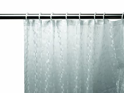 Amazon Com Carnation Home Fashions 3d Prism Look Peva Shower