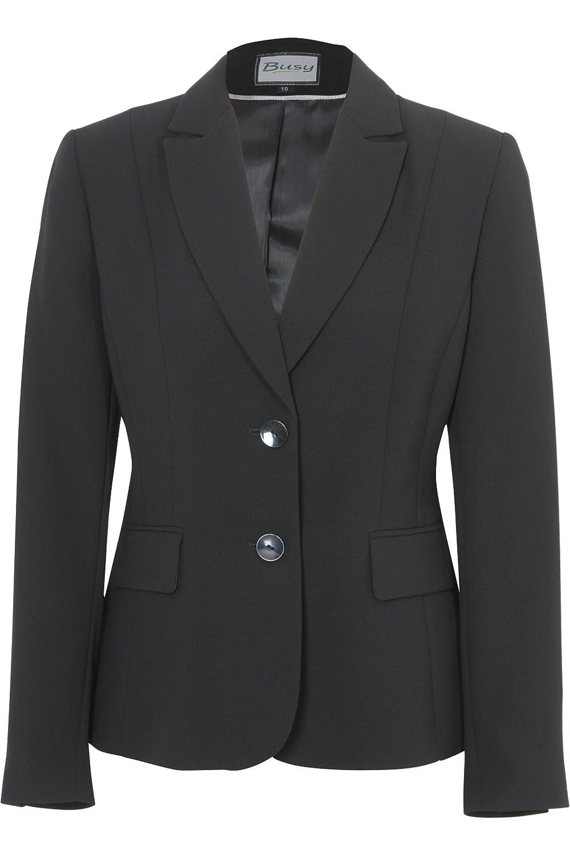 womens black suit jacket go suits