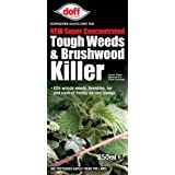 Doff 250ml Super Concentrated Tough Weeds and Brushwood Killer