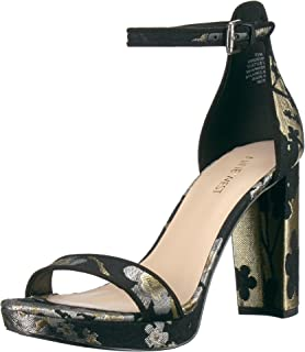 Nine West Women s Dempsey Fabric Sandal c856ed07ff