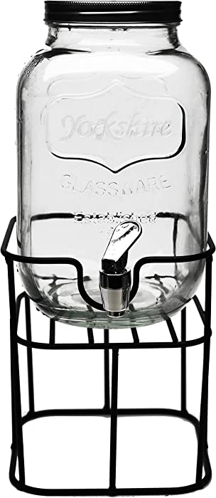 The Best Large Glass Beverage Water Dispenser