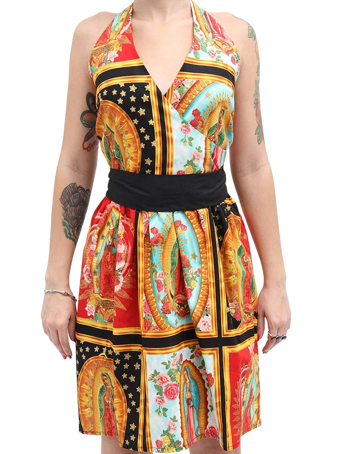 Hemet Womens All The Way Guadalupe Dress
