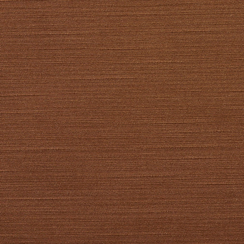 C142 Brown Solid Colored With Lines Jacquard Linen Look Upholstery And Window Treatment Fabric By The Yard by Discounted Designer Fabrics (Image #1)