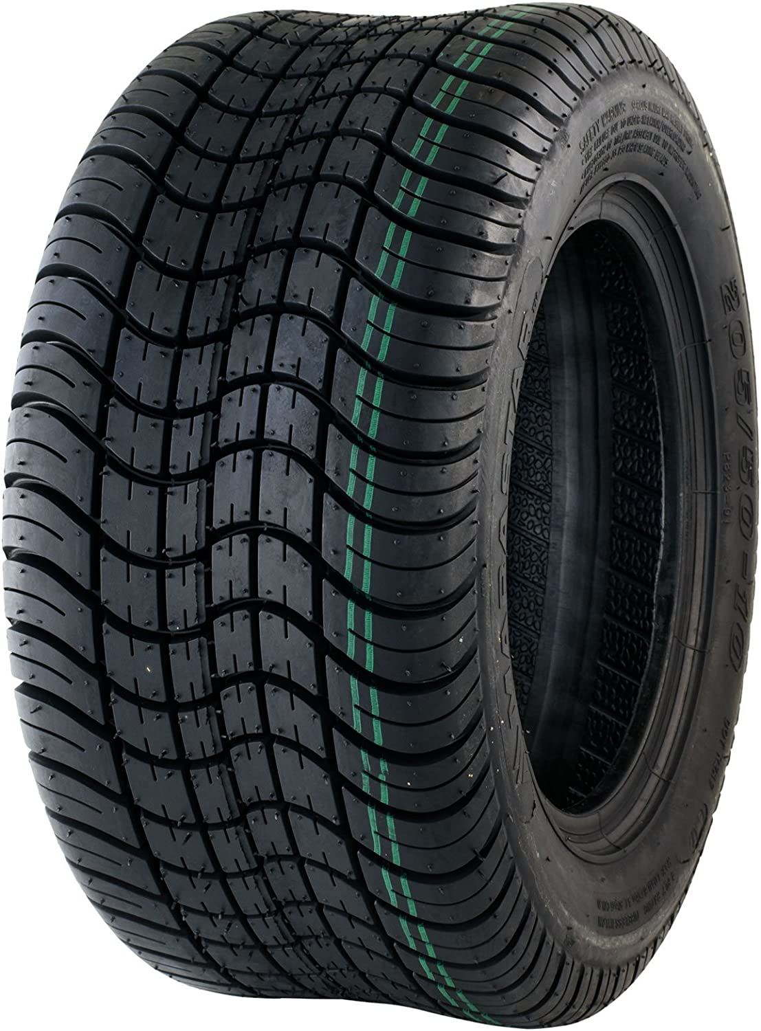 MARASTAR 20510 4 Ply Replacement Golf Cart Tire Only