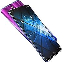 Moviles Libres Baratos 4G, J6+(2019) 3GB RAM+ 16GB ROM/128GB 5.99 Pulgadas Full-Screen Smartphone Libre 4800mAh Quad-Core Dual SIM Dual Cámara 8MP+5MP Android 8.1 Moviles baratos y buenos (Púrpura)