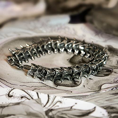 Amazon Com Unique Sterling Silver Mens Bracelet Nag Made To Order