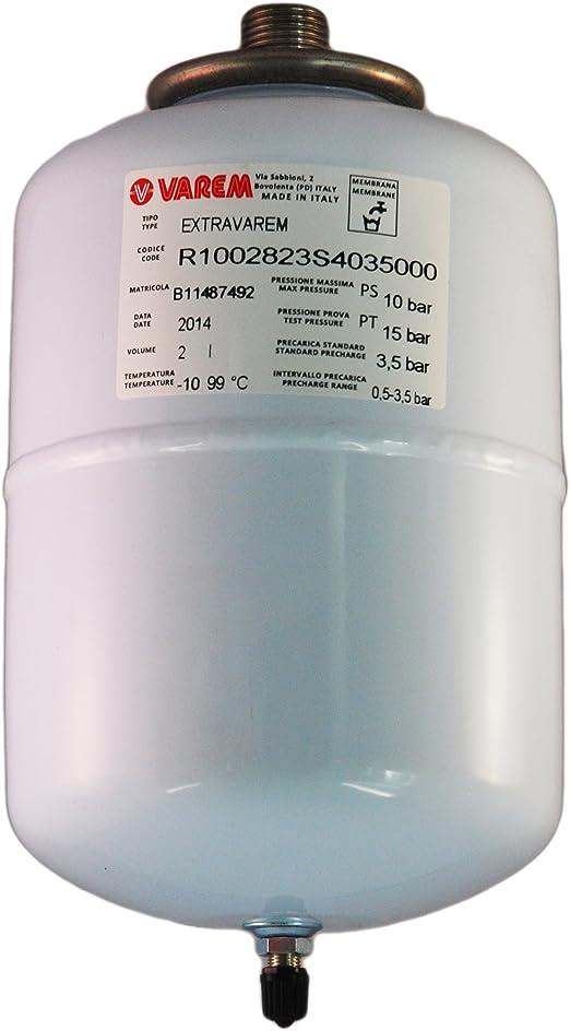 Trinkwasser Ausdehnungsgef/ä/ß 25 l Varem Brauchwasser-