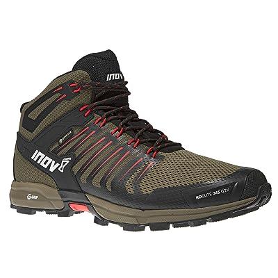 Inov-8 Mens Roclite 345 GTX - Mid Waterproof Hiking Boots - Lightweight | Hiking Boots