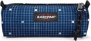 Eastpak BENCHMARK Single Estuches, 20 cm, Azul (Little Grid): Amazon.es: Equipaje