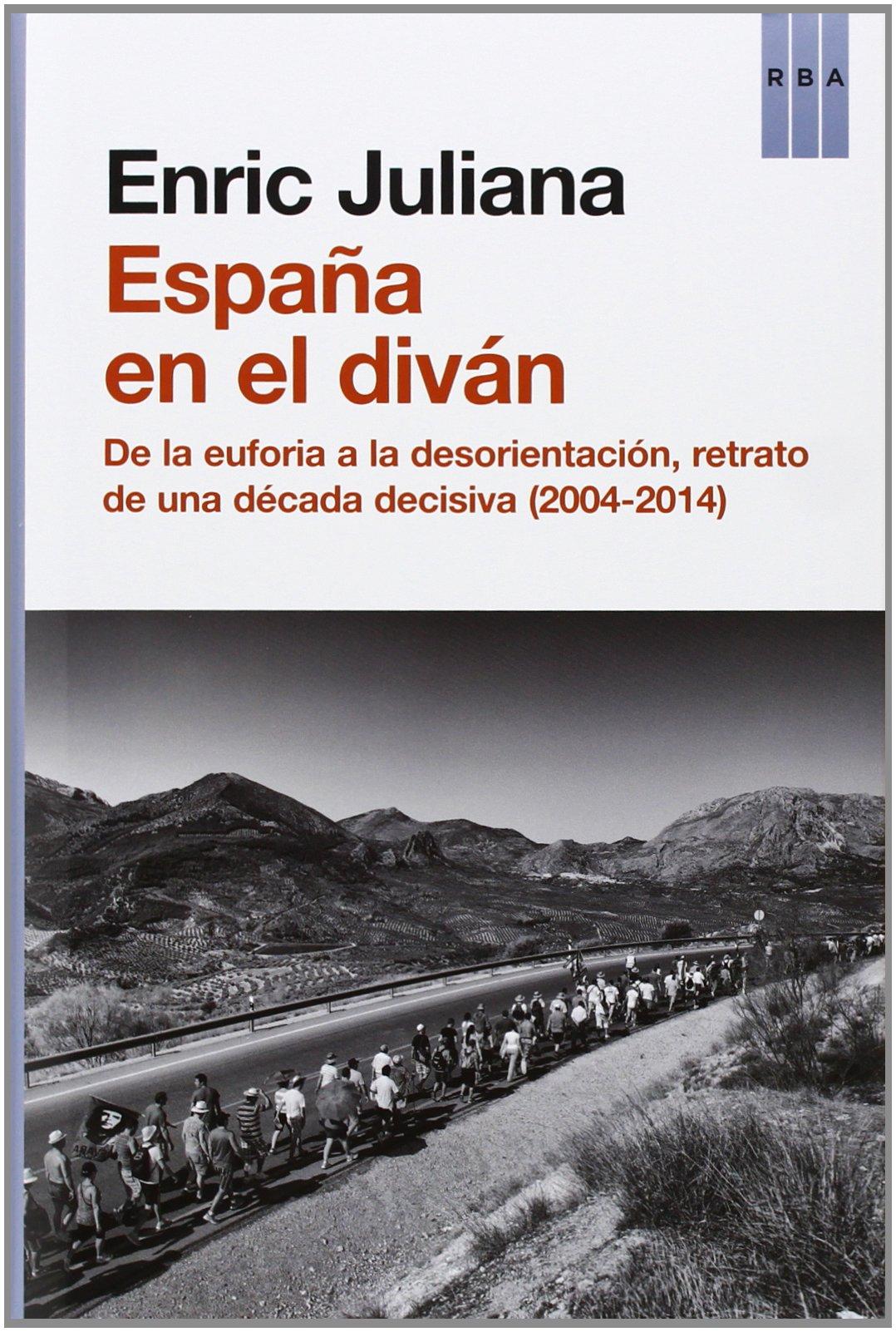 España en el diván (OTROS NO FICCIÓN): Amazon.es: JULIANA, ENRIC: Libros