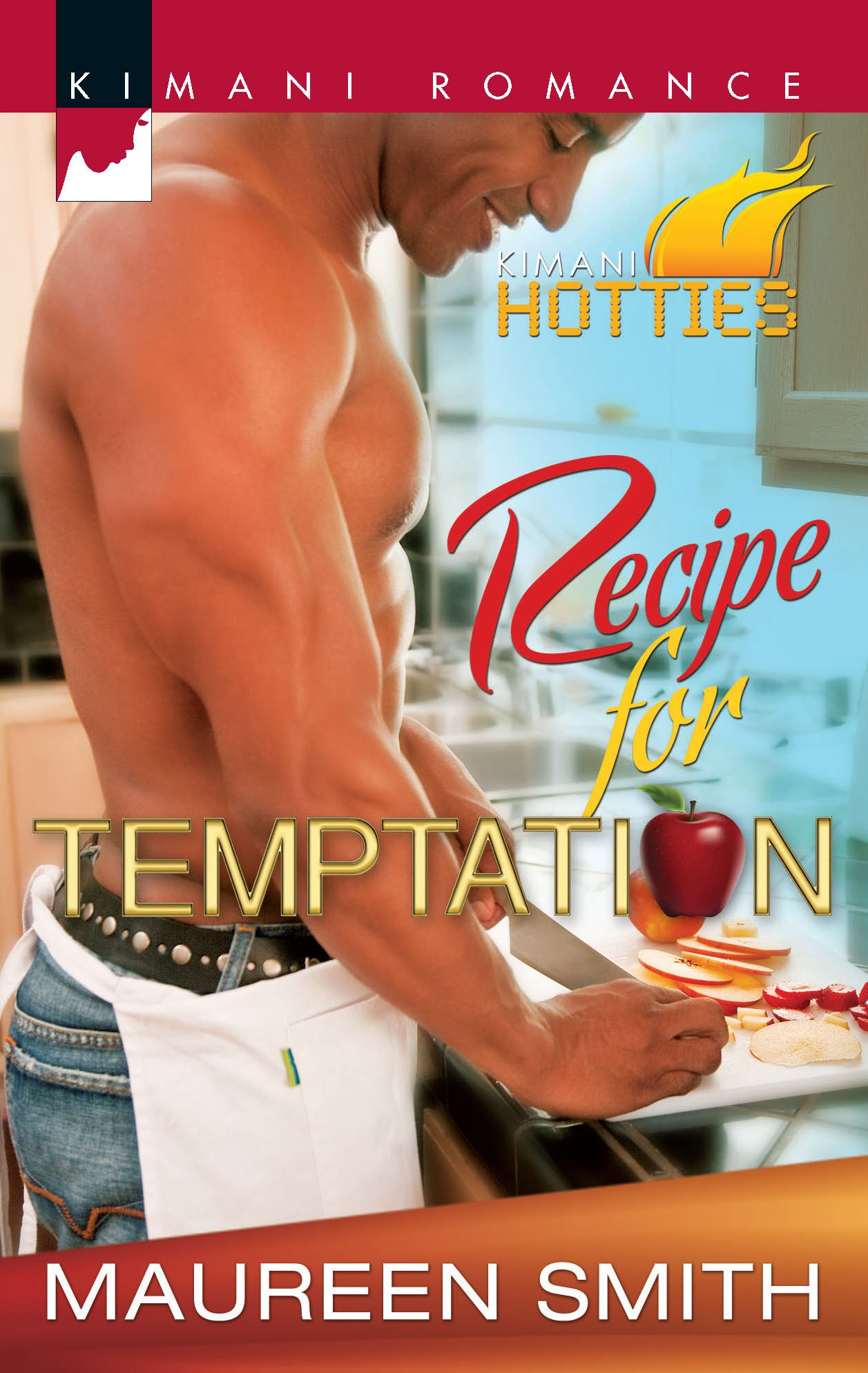 Amazon.com: Recipe for Temptation (Kimani Hotties) (9780373861675): Maureen  Smith: Books