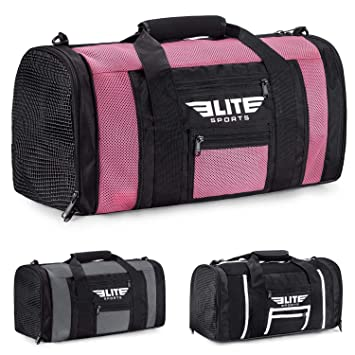 4d76ea1c23 NEW ITEM Elite Sports Ventilated Mesh Duffel Gym Bag  Amazon.co.uk ...