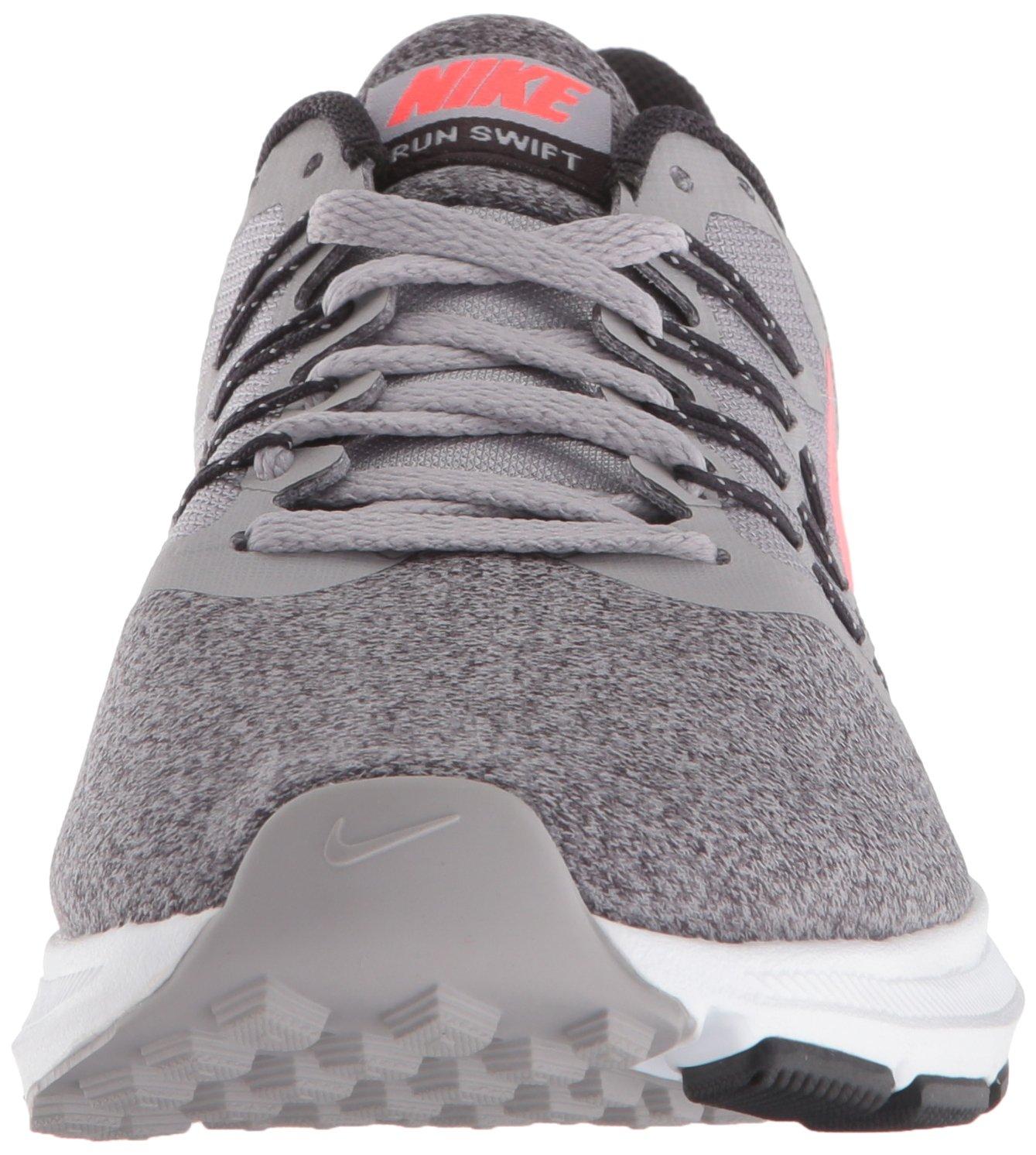 NIKE Women's Swift Running Shoe, Atmosphere Grey/Flash Crimson, 9.5 Regular US by NIKE (Image #4)